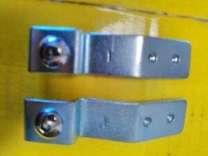 SUZUKI RG500 GAMMA FRONT MID & LOWER PLASTIC BRACKETS & SCREWS Windsor Region Ontario image 3