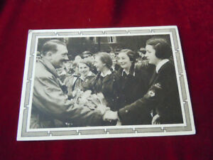 Carte postale Allemagne WWII Militaria Militaire