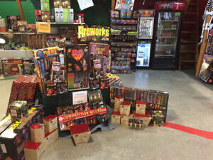 FIREWORKS  Large order discounts CC accepted Pick and play .