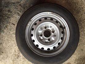 Nissan nv200 spare wheel - Herts
