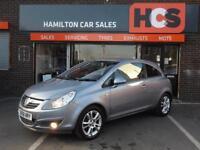 Vauxhall Corsa 1.2i 16v SXi - LOW MILES - 1 YR MOT, WARRANTY & AA