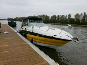 Cruiser 27 pied Crowline 2008