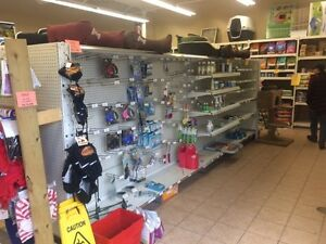 Gondola/retail shelving ***must Sell*** make an offer!