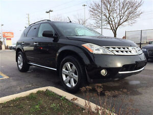 2007 Nissan Murano Certified and E-Tested plus warrenty