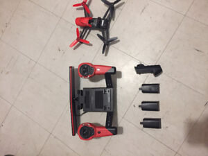 Parrot Bebop fly more package