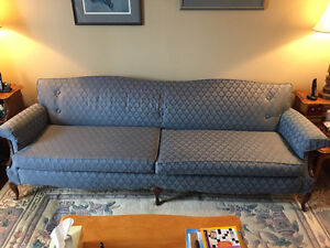 Large Victorian Couch