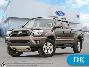 2012 Toyota Tacoma TRD Pro Double Cabw/Leather, Heated Seats!