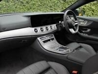 2021 Mercedes-Benz E CLASS DIESEL COUPE E220d AMG Line Night Ed Premium + 2dr 9G