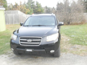 2007 Hyundai Santa Fe SUV, Safety Inspected to August 2019