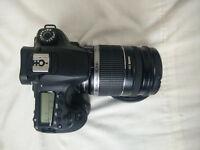 Kit complet pour debutant canon 60D