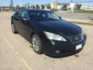Clean AND Well-Maintained 2007 Lexus ES 350 Premium Fully Loaded