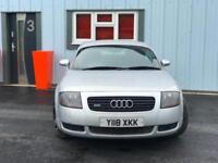 Audi TT Coupe 1.8 ( 225bhp ) 1999MY T quattro