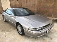 Subaru svx 4wd Auto 230 Bhp Grand Tourer Very Rare Car, appreciating Asset, 12 Month Mot, Warranty