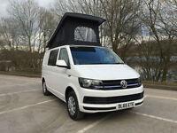 Volkswagen TRANSPORTER (T6) Campervan Hire