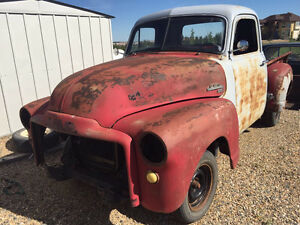 1951 GMC Short box truck