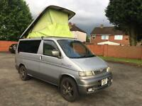 Mazda Bongo 2.5. CAMPER VAN. ELECTRIC ROOF. LOW MILEAGE. 110K ON CLOCK!