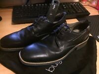 Bugatti - Gent's formal shoes | black, real leather | size UK7.5/EU41 | worn only once, like new