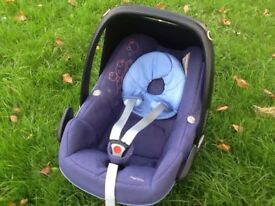 Maxi Pebble Car Seat - Pebble Car Seat in excellent condition
