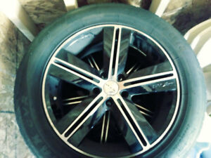 """Mag 18"""" + tire"""