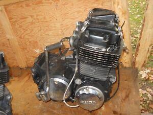 FOR SALE-1978 HONDA SUPERSPORT ENGINE