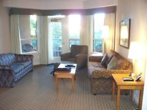 2 Bedroom Suite at the Delta Grand Okanagan