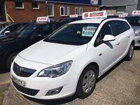 12 Vauxhall Astra 1.3 Cdti estate 60,000miles!!!