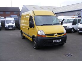 Renault Master MM35 MWB L/C P/V 120 (yellow) 2010