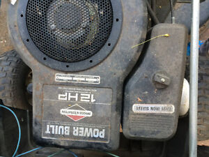 Looking for someone to repair my lawnmower