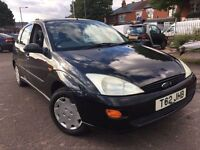 Ford Focus 1.4 CL + FULL SERVICE HISTORY + 12 MONTHS MOT + 2 KEEPERS