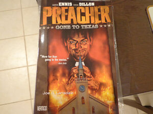 PREACHER Volumes One to Six