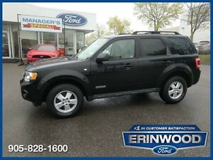 2008 Ford Escape XLT6CYL/AUTO/AC/PGROUP/ALLOYS
