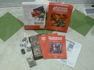 Dungeons & Dragons Red Box 4th Edition