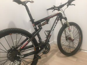 Scott Spark 30  upgraded to a top of the line components