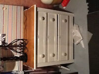 Antique dresser from maritimes