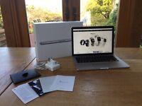 "Apple MacBook Pro 13"" i5 retina early 2015 pristine condition"