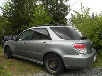 2007 Subaru Impreza 2,5i Familiale