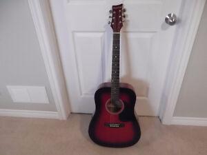 Beaver Creek Acoustic Guitar & Gig Bag