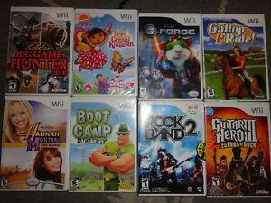 Nintendo Wii Video Games $3 Each or Buy 4 for $10 London Ontario image 2
