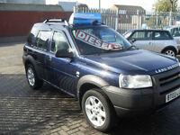Land Rover Freelander 2.0Td4 2003 ES, CHOICE OF 2
