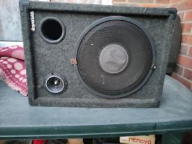 Car Speaker - Soundlab subwoofer