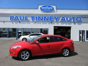 2013 Ford Focus SE Sedan Peterborough Peterborough Area image 9