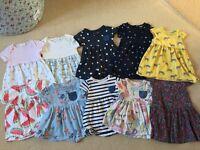 6-9 months summer dresses - Next & John Lewis