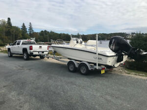 2015 Boston Whaler Dauntless 180