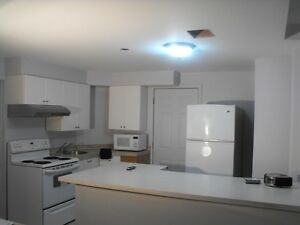 One room available in a shared 2 bedroom legal basement apartmen