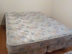FREE...Moving....Queen Size Mattress