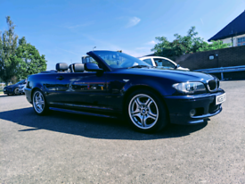 BMW E46 318Ci M Sport Convertible 2006 with Hardtop