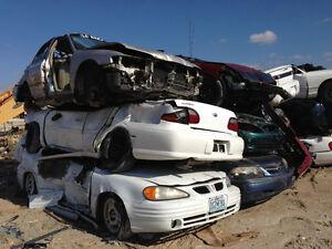 Scrap Car Removal Mississauga Oakville Brampton 647-360-7009