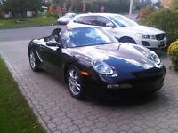 2005 Porsche Boxster Cabriolet