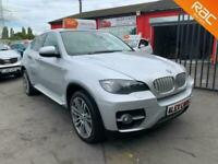 2009 BMW X6 xDrive35d 5dr Step Auto COUPE Diesel Automatic