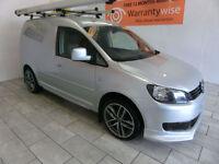 2011 Volkswagen Caddy 1.6TDi ( 102bhp ) BlueMotion Technology C20